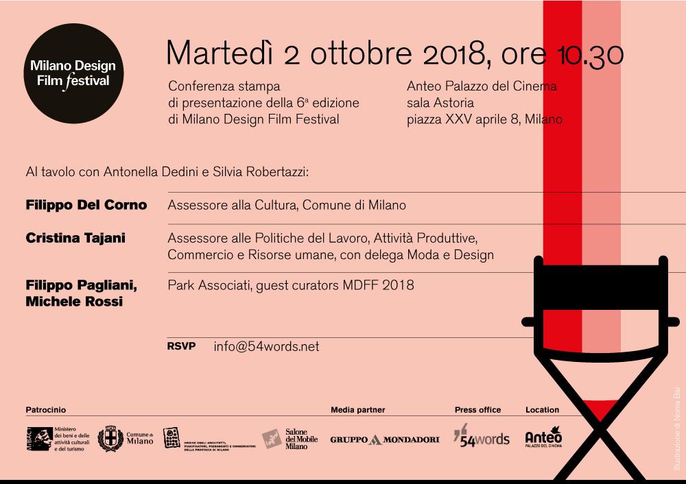 Milano Design Film Festival - Talk