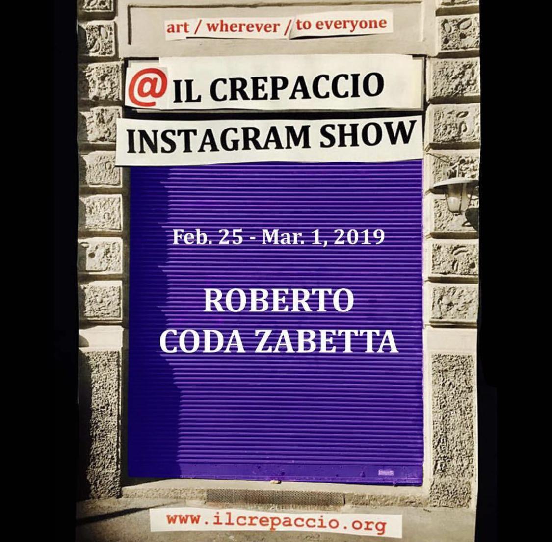 Il Crepaccio Show